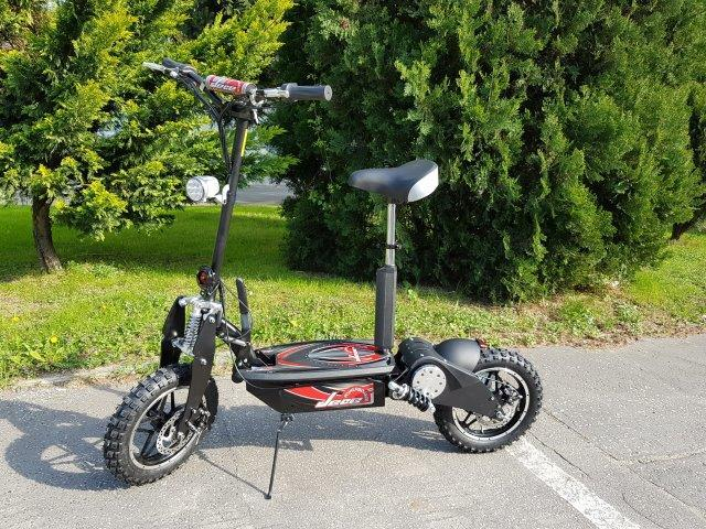 "Electric scooter 13 14"" 1000W 38km / h ∞30km lead DES06-C3"