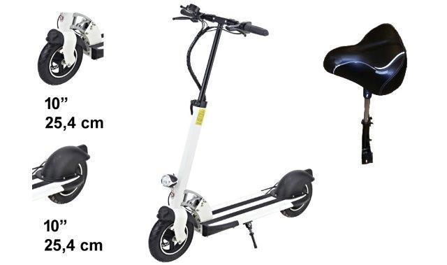 "Electric Scooter S32 10"" Lith. Bat. 25km/h 170km S2"