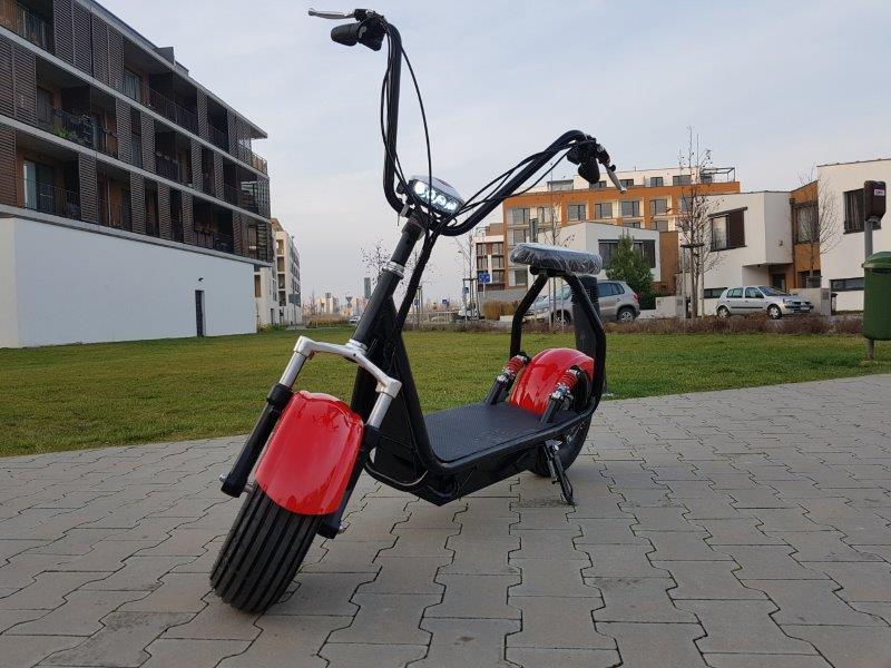 Electric HARLEY 17 MINI ML-SC06 15km / h 190km