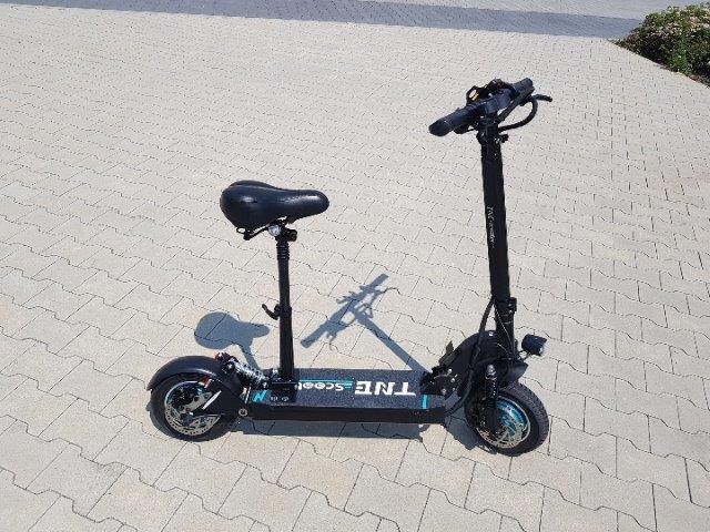 electric scooter tne k43 lith bat 70km h 120km 200kg. Black Bedroom Furniture Sets. Home Design Ideas
