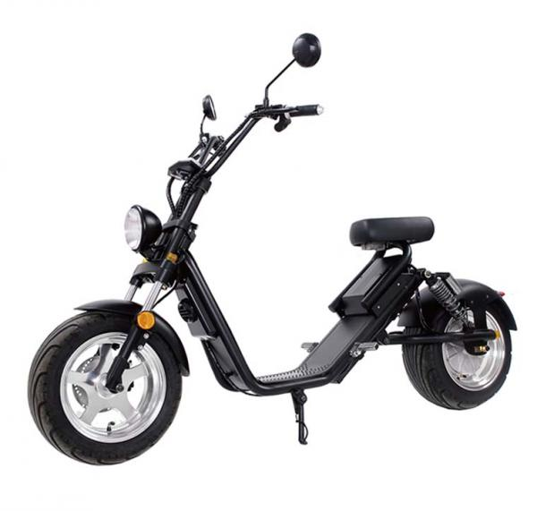 Electric HARLEY 64 60V ML-SC08 cushioning 45km / h 80km