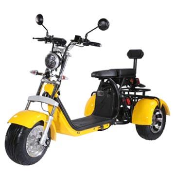 Elektrical HARLEY 64  60V tricycle30km/h 120km