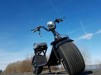 Elektrical HARLEY 92  72V X1 change battery  50km/h  266km