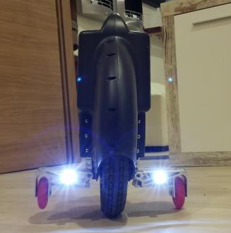 LED 2x Front Lights Airwheel