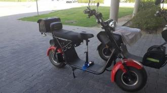 Elektrical HARLEY 81  72V  X1 change battery  50km/h  100km