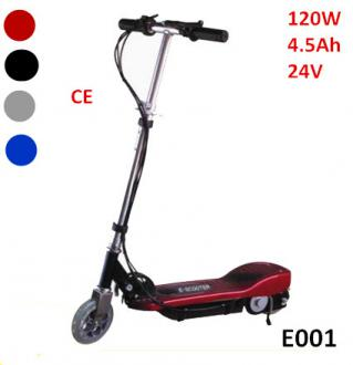 Electric scooter 120W 12km / h 7 km