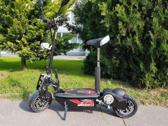 "Electric Scooter 20 12"" 1500W 50km / h ∞40km lead DES08-B2"