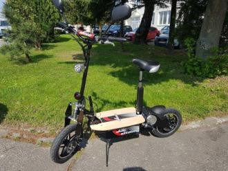 "Electric scooter 30 14"" 2000W 60km/h ∞55km lead DES09-A3"