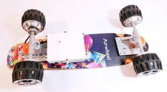 Electric skateboard AIRWHEEL M3