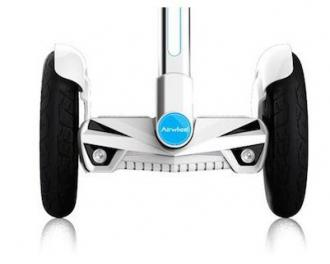 Segway AirWheel S3 White-Blue 260Wh