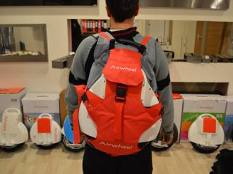 Carrying bag Airwheel Red