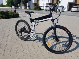 Electronic bicycle  05A  25km/h 200km