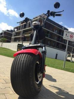 Electric HARLEY 24  ML-SC03 cushioning   15km/h  190km