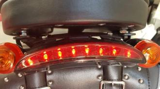 Harley rear and brake light