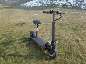 "Electric Scooter S22 10"" Lith. Bat. 25km/h 110km S2"
