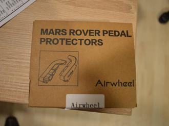 Pedal protectors 4x AirWheel