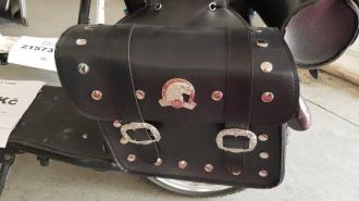 Harley bags Large rear 2 pieces