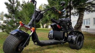 Elektrical HARLEY 65  60V tricycle 30km/h 200km